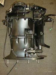 2007 Suzuki 200 Df200z 4 Stroke Complete Middle Mid Section Assembly 25 Shaft