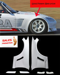 For Honda S2000 Asm I.s Design Style Frp Unpainted Front Fender Parts Body Kits