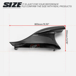 Tms Style Carbon Fiber Left Side Vent Air Intake Ducts Kits For Toyota Mr2 Sw20