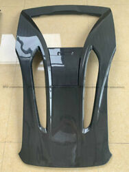 For Mclaren 540 570 Oe Style Carbon Fiber Rear Engine Hood Cover Bodykits