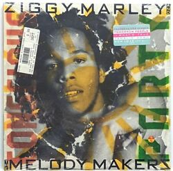 Ziggy Marley - Conscious Party - Lp Factory Sealed W Hype Sticker And Price