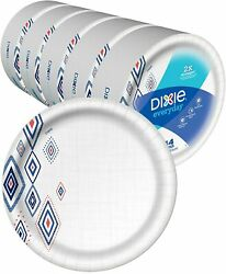 New Dixie Hd Paper Plates 10 1/16 Inches 220 Count Packaging May Vary