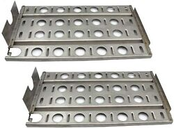 Stainless Steel Bbq Gas Grill Heat Plate, Heat Shield For Lynx L27 Models 2 Pack