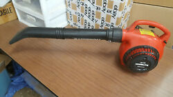 Homelite Hb-180 150mph Leaf Blower For Parts Or Repair Ut No. 08010a
