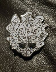 Lettuce Band Pin Ghost By Danny Steinman Le75 Limited Edition Collectible