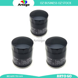 3pcs Engine Oil Filter Fit Harley Davidsonandnbspxlx1000 From Late 1984 1984 1985