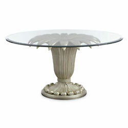 Champagne Mist Dining Table