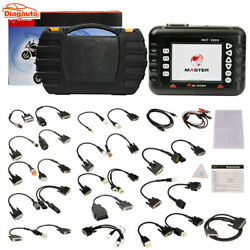 Motorcycle Scan Tool 27 Brands Heavy Duty Motorcycle Diagnostic Tool