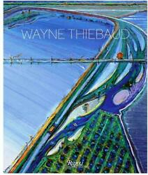 New Sealed Book Wayne Thiebaud Slp Edition By Kenneth Baker Coffee Table