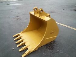 New 36 Caterpillar 308a Excavator Bucket With Pins
