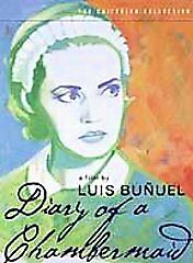 Diary Of A Chambermaid Dvd 2001 Criterion Collection