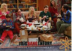 The Big Bang Theory Season 6 And 7 Complete Mini Master Set Of Trading Cards