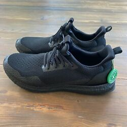 Rare New Adidas Ultraboost Uncaged Haven Triple Black Size 11.5 By2638 Authentic