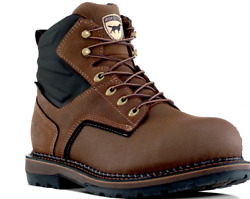 Irish Setter Ramsey 2.0 Menandrsquos 6-inch Waterproof Safety Toeand Aluminum Boot Menand039s