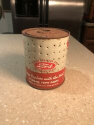 Vintage Ford Tractor 1952-1954 Ford Jubilee Oil Filter