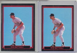 1989 All American Promo Series One Oversized Variations 1-20 Rare You Pick