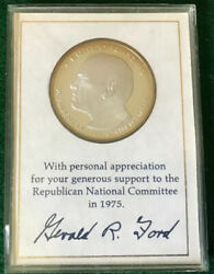 Republican Nation Committee Support Silver Medal -t