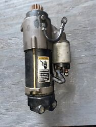 Mercury Starter 853329 1 Great Condition Ready To Be Installed