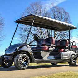 Stretch Kit For Yamaha Drive Electric Golf Cart