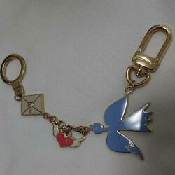 Louis Vuitton Key Chain M94132165089 Bag Charm Key Holder Pre-owned From Japan