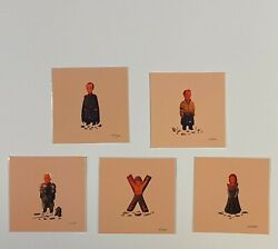 Olly Moss Game Of Thrones Lot 5x5 Prints Hbo