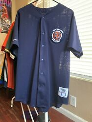 Vintage Majestic Made In Usa Mlb Detroit Tigers Jersey Size Xl