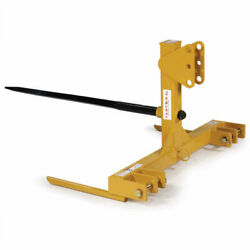 New Tarter Farm And Ranch 3-point Heavy-duty Super Spear - Yellow