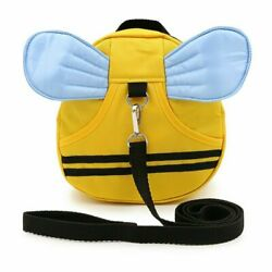 Baby Toddler Walking Safety Backpack Kid Boy Girl Anti Lost Harness Reins Leash $15.20