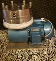 Knf N0100st.16e Temperature-resistant And Heated Gas Sampling Vacuum Pump 115v