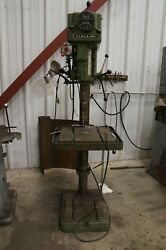 20 Clausing Variable Speed Drill Press Model 2277