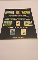 Book Story Behind The Stamp - Cocos/christmas/norfold Island/australian 1980