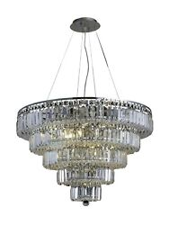 2036 Maxime Collection Chandelier D30in H22in Lt17