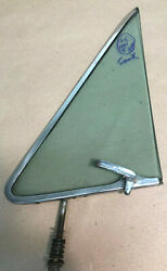 1961 1962 Andother Ford Thunderbird Door Vent Or Wind Wing Glass Frame Rh Sun-x 1c