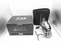 Daiwa 18 Exist Lt3000s-cxh Spinning Reel From Stylish Anglers Japan