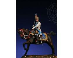 Grenadier Officer Of The Life Dragoon Painted Toy Miniature Pre-sale   Art