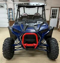 Vented Full Windshield For Rzr 2019+ 1000 Xp Turbo