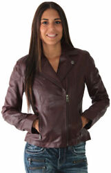 $525 New NWT Andrew Marc Leather Jacket S Classic Must Have $149.00