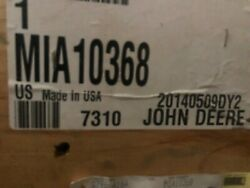 New Oem John Deere Mia10368 Tractor Cab Seat W Air Suspension For 3320