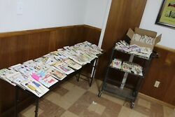 Lot Of 165 Vintage Sewing Patterns Women Dresses And Others 1950's On Up