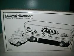 Eastwood Automobiliaandnbsp Collectablesandnbsp Carail 1/34 Scale Tractor And Trailer