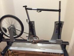 Waterford Fitmaster Stationary Bicycle Fitting Machine New - Never Used Techtool