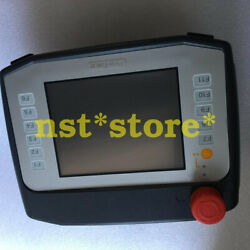 Agp3310h-t1-d24-red/red-key Touch Screen Teach Pendant Beautiful Appearance