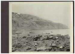 Wwii,battle Of Attu The Japs Dug In And Made Trenches In Photo  Ww35