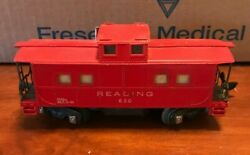 American Flyer Model 630 Reading Caboose