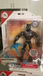 Disney Marvel Toybox Black Panther Action Figure NIB