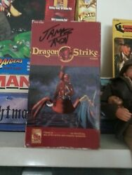 Dragon Strike Vhs Signed By James Rolfe At Portland Retro Game Con 2016 Avgn