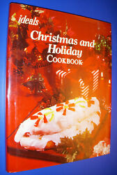 Ideals Christmas And Holiday Cookbook 1975 New Year World