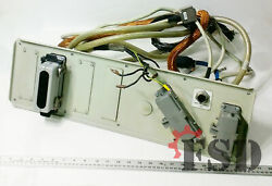 Abb 3hac6139-1 Robot M2000 S4cplus Customer Power Harness Connection Plate