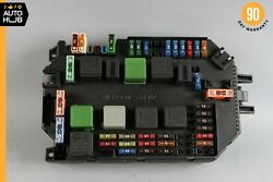 07-09 Mercedes W216 Cl550 S600 S550 Front Under Hood Fuse Box Oem