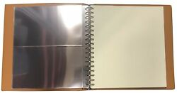 Lindner Premium Banknote Album 20 Pages And Slipcase Tan Currency Collector Gift